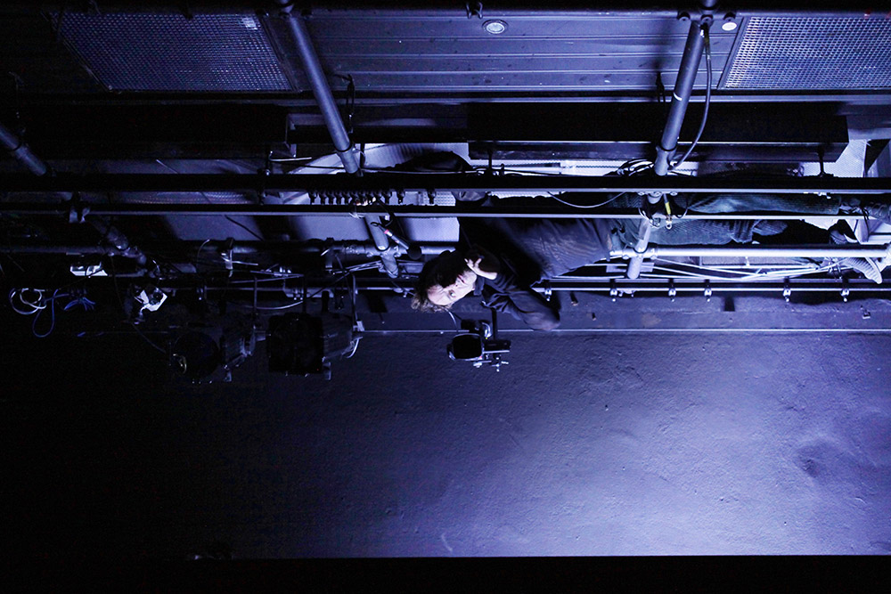 theater szene maxim gorki berlin