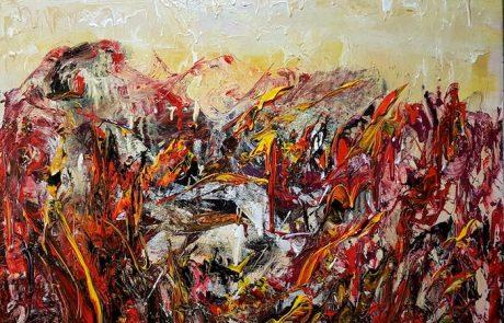 Rola Hamza Gemälde