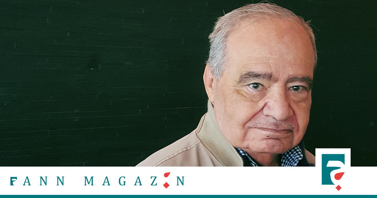 Mohammed Shahrour Porträt
