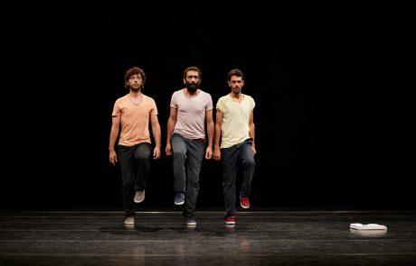 Drei Tänzer