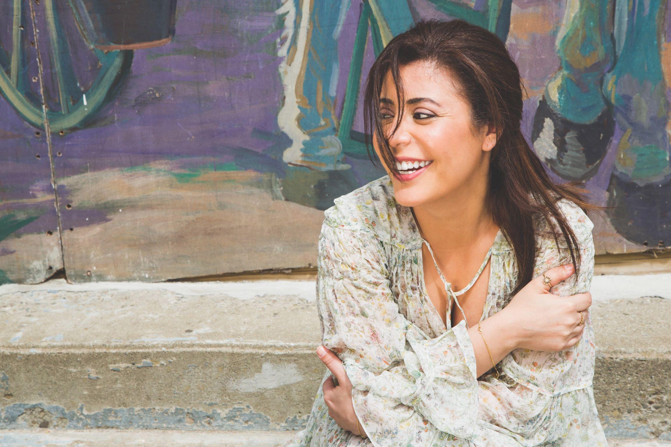 Reem Saleh Porträt