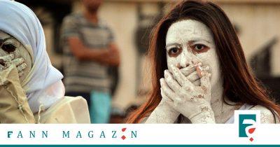 Straßentheater Tunesien