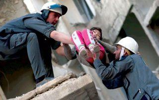 Filmstill Last Men in Aleppo