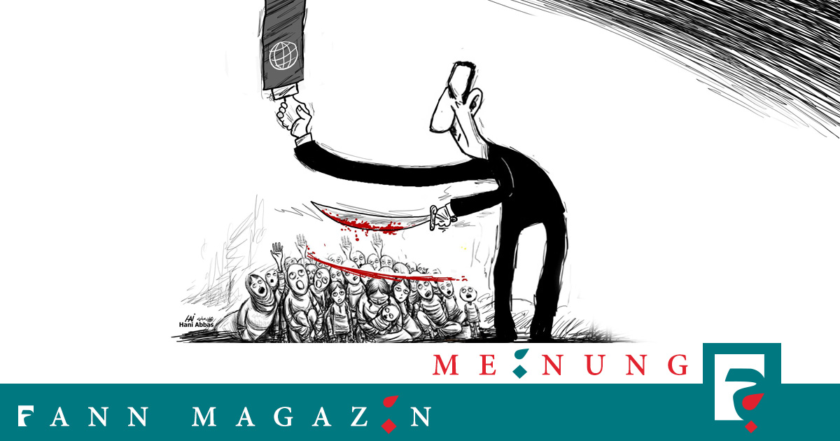 Karikatur Hani Abbas