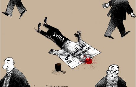 Karikatur Fares Garabet
