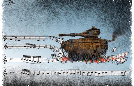 Karikatur Mwafaq Katt
