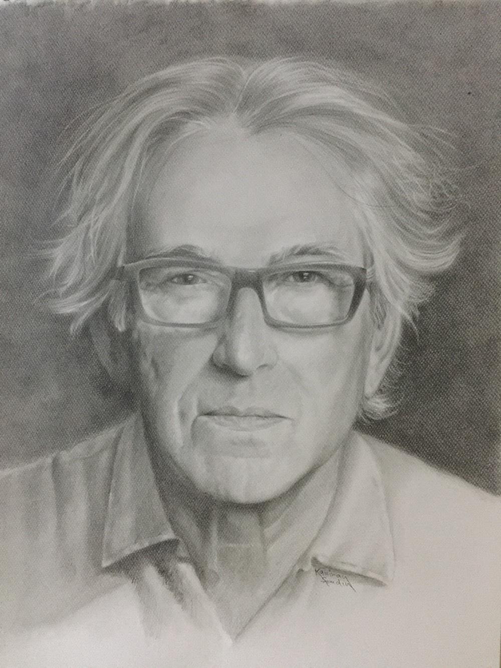 Porträt Ronald Bos