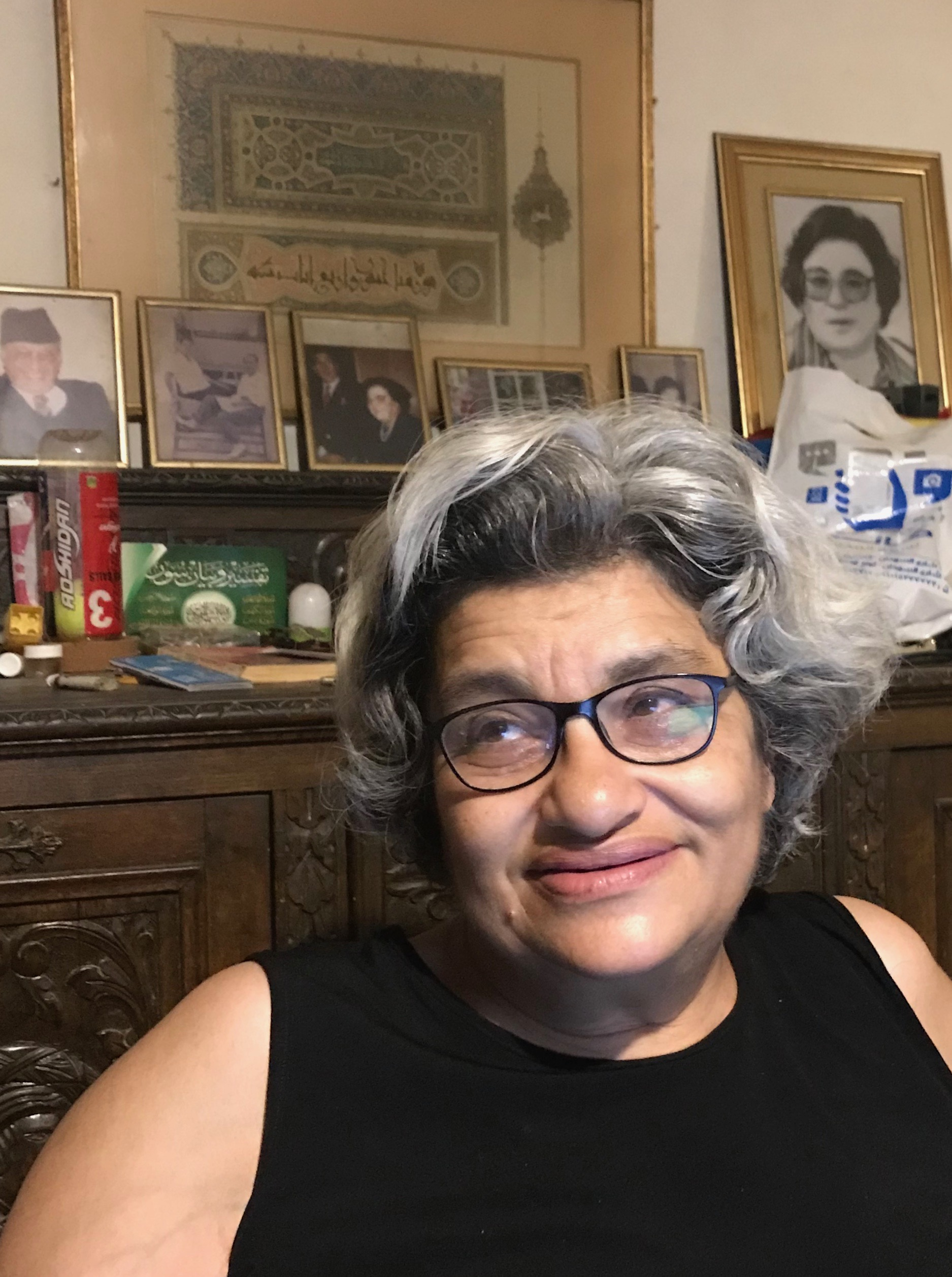 Laila Soueif