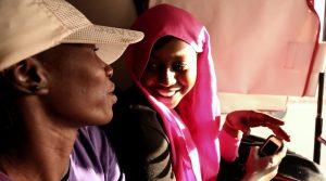 Filmstill Offside Khartoum