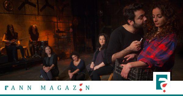 Ghalia Theaterstück