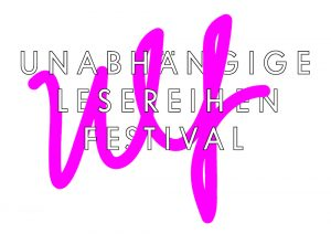 Logo Unabhängige Lesereihen Festival