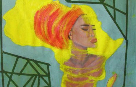 Gemälde Faiza Ramadan