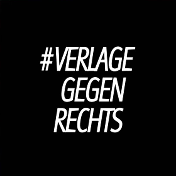 Logo #verlagegegenrechts
